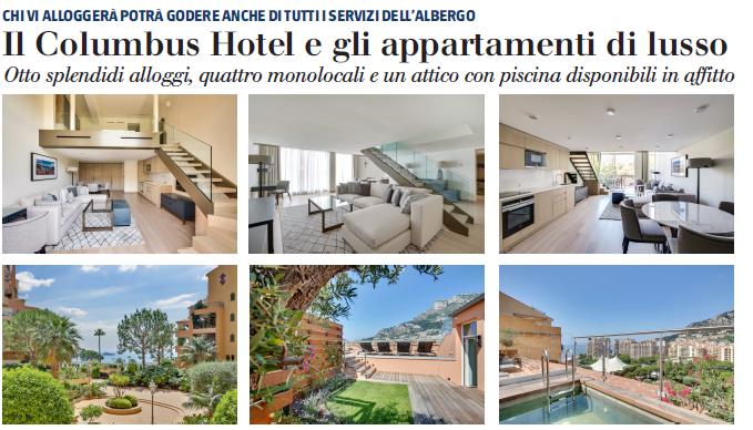 Giornale del Piemonte et della Liguria - appartamenti di lusso
